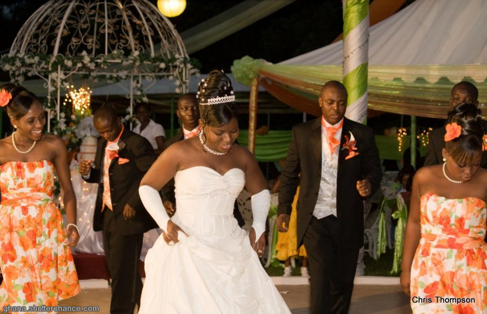 photoblog image Wedding in the Park - Wedding in Ghana