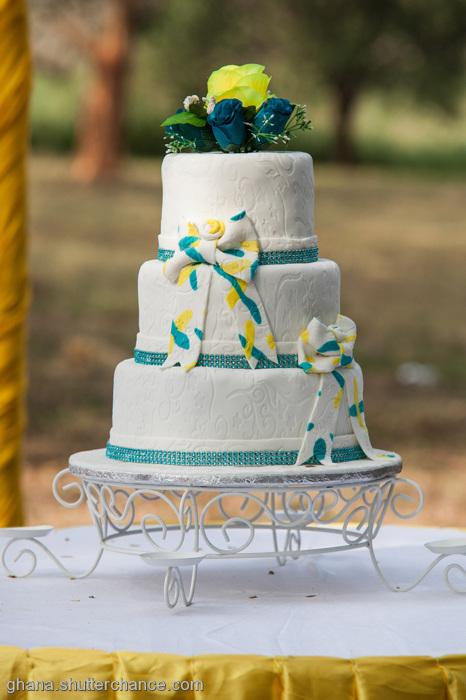 photoblog image Gwin's Cake
